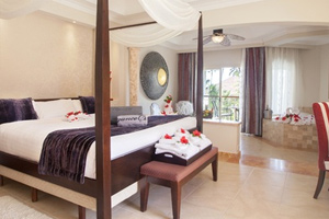 Elegance Club Junior Suite with Jacuzzi - Hotel Majestic Elegance Punta Cana